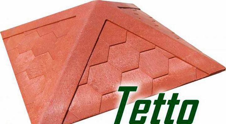 Полимерный колпак от компании «Tetto»
