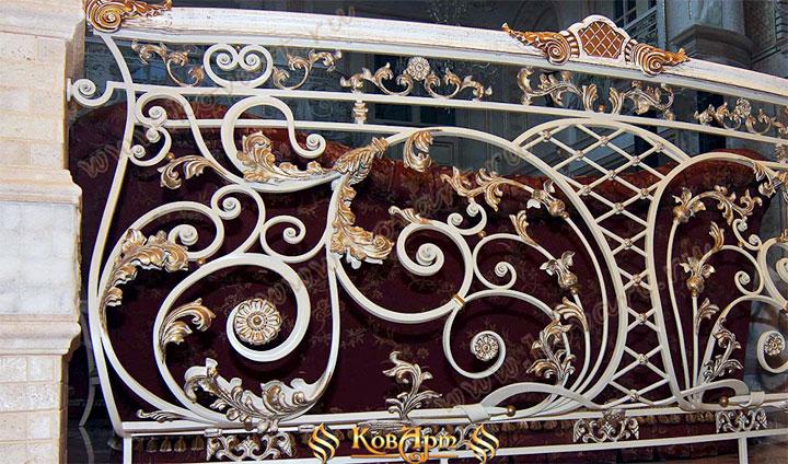 Образец ковки компании Kovart