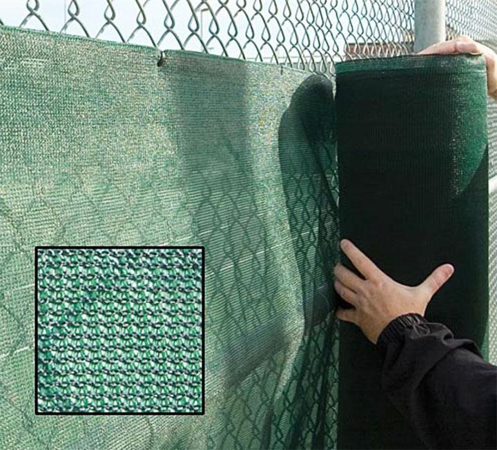 Структура сетки на полимерной основе