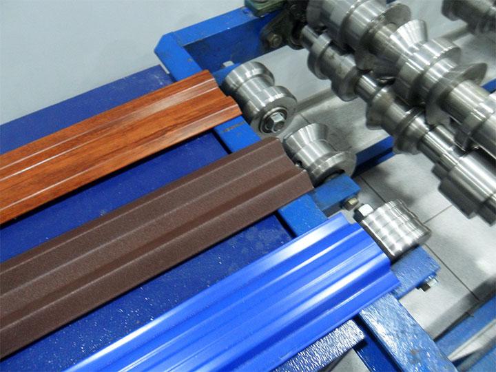 Производство металлоштакетника