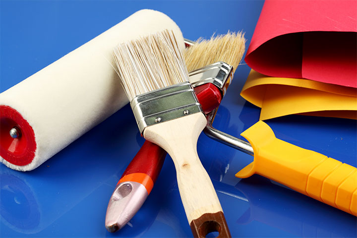Инструмент для покрасочных работ