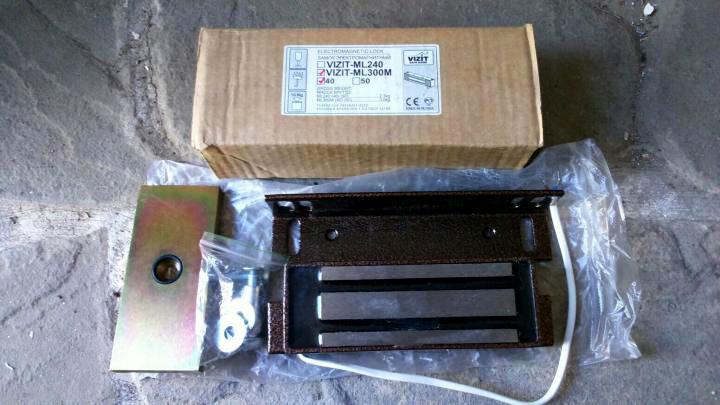 Комплект электромагнитного запорного механизма Visit ML300 (M)