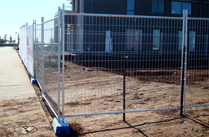 Ограда из сварной сетки