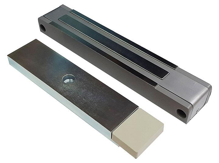 Сдвижная модель магнитного замка