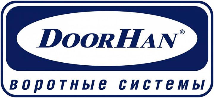 Логотип Doorhan