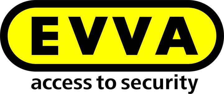 Логотип компании Evva